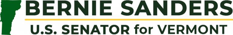 Senator Sanders logo